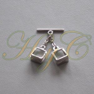 Caireles Estribo Brillo 2 piezas (pack 10 uds)