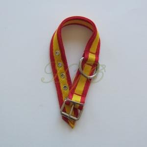 Collar NYLON Bandera España 4 Cms Ancho