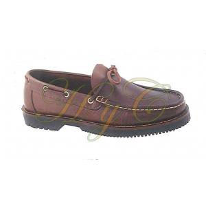 Zapato Piel Mod Apache Lazo
