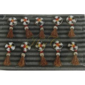 Caireles Cerda Natural Color Marrón 1 pieza (pack 10 uds)