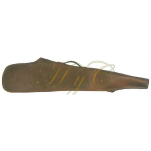 Funda Rifle Visor Piel Ternera Flor