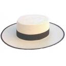 Sombrero Cordobes paja panama color natural