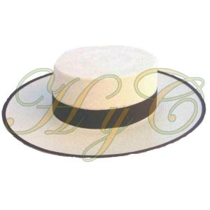 Sombrero Cordobes paja panama color natural 049ab1e44d3