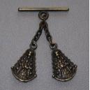 Caireles Virgen Bronce 2 piezas (pack 10 uds)