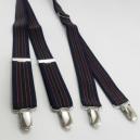 Tirante elastico mod caballero pinza regulable
