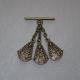 Caireles Virgen Bronce 3 piezas (pack 10 uds)